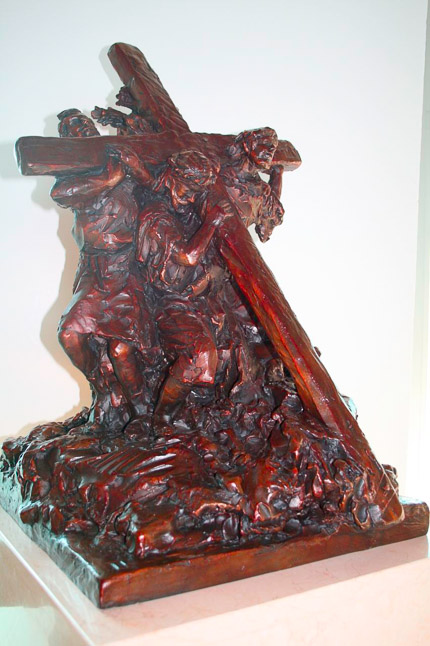 II - Jesus Carries His Cross - View 2