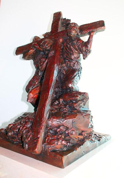 II - Jesus Carries His Cross - View 3